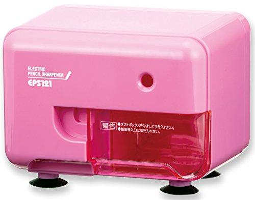 アスカ Asmix 電動シャープナー ピンク EPS121P