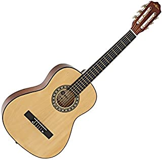 Guitarra Espanola de 3/4 de Gear4music Natural