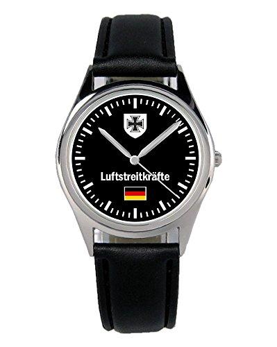 Soldat Geschenk Bundeswehr Artikel Luftstreitkräfte Uhr B-1054