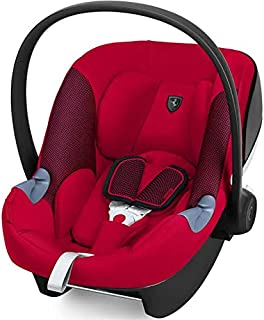 CYBEX Aton M Infant Car Seat, Ferrari - Racing Red