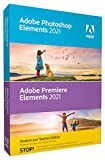 Adobe Photoshop Elements 2021 & Adobe Premiere Elements 2021 – Student & Teacher|Ed Student|1 Gerät|unbegrenzt|PC/MAC|Disc|Disc