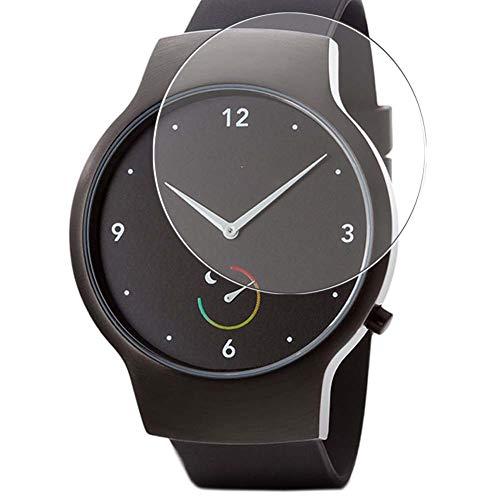 Vaxson 3 Unidades Protector de Pantalla de Cristal Templado, compatible con Runtastic Moment smartwatch Smart Watch, 9H Película Protectora