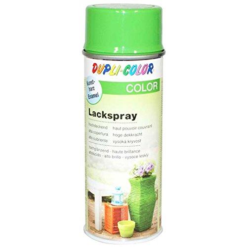 Dupli-Color 466854 Lackspray gelbgrün glänzend 400 ml