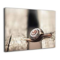 Skydoor J パネル ポスターフレーム カタツムリ インテリア アートフレーム 額 モダン 壁掛けポスタ アート 壁アート 壁掛け絵画 装飾画 かべ飾り 30×40
