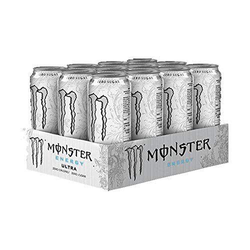 Monster Energy Ultra White 500ml 12er Pack