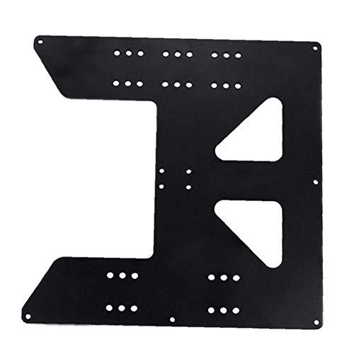 Placa 3D Accesorios Impresión eje Z Soporte de aluminio para Calefacción Cama Compatible con Anet A8 A6 impresora duradero