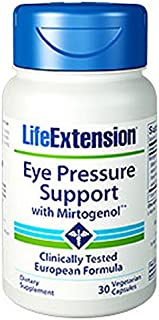 Life Extension Eye Pressure Support with Mirtogenol 120 Mg, 30 Vegetarian Capsules
