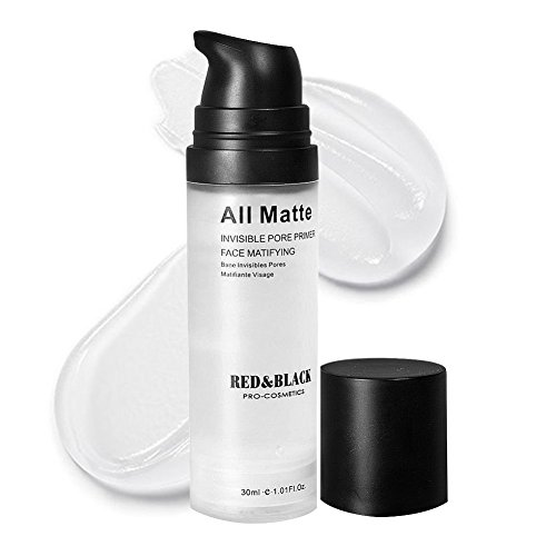 Matte Makeup Base Primer for Face Sacelady Face Primer for Oily Skin - Pore Minimizer, Oil Control Make Up Primer to Hide Wrinkles and Fine Lines - Cruelty Free Cosmetics - 1.01Fl Oz