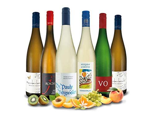 Vorteilspaket Für Mosel-Entdecker (6x 0,75l) Weißwein