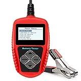 Quicklynks BA101batteria tester 100~ 2000a freddo 12V batteria carica tester test direttamente lo stato della batteria