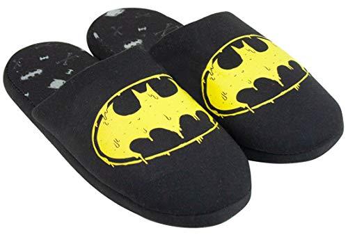 mercancía oficial de Batman Regalo perfecto para cualquier fan de DC Con el logotipo del ayudante icónica Corte clásico zapatillas para hombre