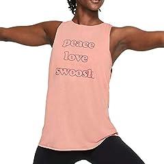 Nike W Nk Yoga Tank Grx Camiseta de Tirantes para Mujer