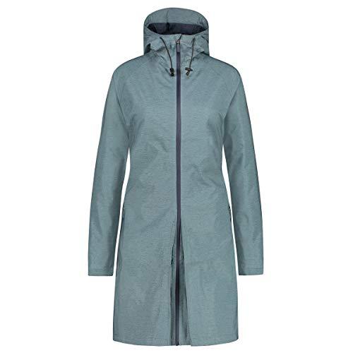 AGU SeQ Regenjacke Urban Outdoor Femme | Atmungsaktives Material | Blau | XL