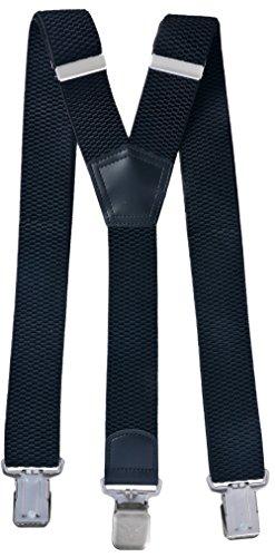 Miobo Hosenträger HTY17 - Y schwarz - One Size