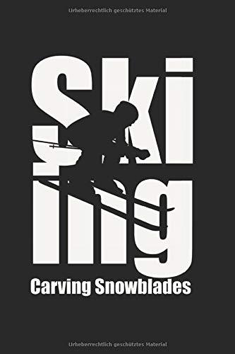 Skiing Snowblades T-Shirt: Ich bin ein Subtitel 1