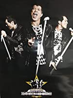 大判 B1約72.8×103㎝ ポスター 矢沢永吉 ROCK IN DOME 2015 東京ドーム