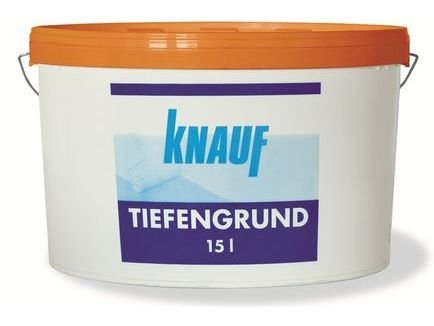 Knauf Tiefengrund 15 l Eimer