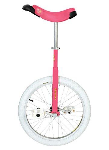 QU-AX Einrad 20 Zoll Radgröße in Allen Farben, Farbe:Chrom - 4