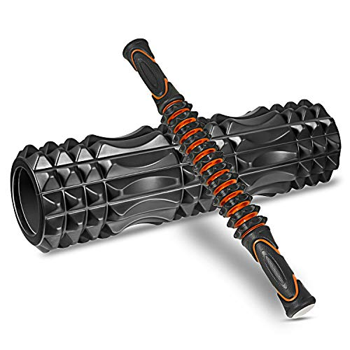 GSOTOA Cojín de Equilibrio con Bomba Disco de Equilibrio 35 cm Negro Adecuado para Estudiantes y Unisex Pilates Yoga Fitness