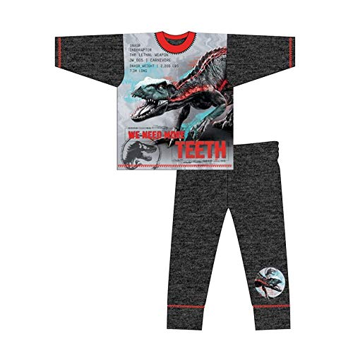 Jurassic World - Pijama niños 4-10 años Multicolor