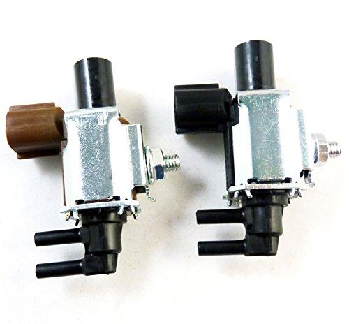 2 électrovannes d'émission MR204853 pour Montero Pajero Shogun L200 4D56