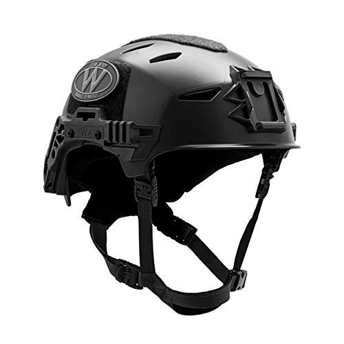 Team Wendy EXFIL LTP Helmet with Rail 3.0 (Coyote Brown, Size 2)
