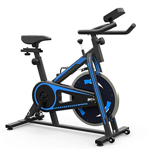 ZCYXQR Bicicleta de Spinning Home Pedal Bicicleta Deportiva de Interior Ciclismo de Interior Bicicleta estática Home Fitness Machine Indoor Studio Cycles (Indoor Sport)