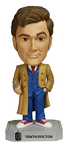 Funko - Wacky Wobbler - Doctor Who - Dr #10