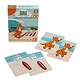 Mizzie Memory Match - Juego de cartas flash 4 en 1