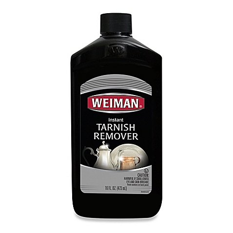 Weiman 16 Oz. Instant Tarnish Remover for Silver & Copper - Best for your Home