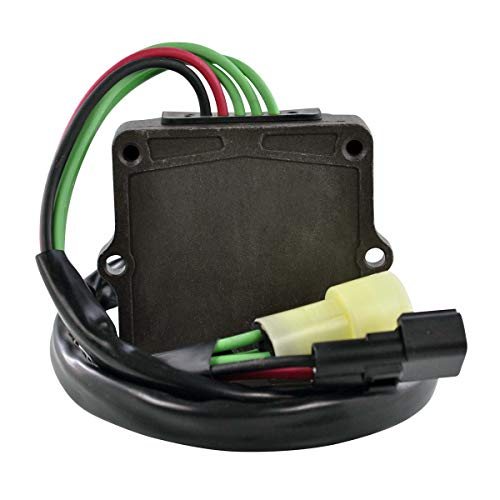 Mosfet Regulator for Yamaha Waverunner VXR VXS FX Cruiser FZR FZS 1800 SX 190 240 AR 242 Limited 212 SS X 2008-2013 | OEM Repl.# 6S5-81960-00-00