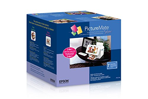 Epson PictureMate Show Photo Printer and Digital Photo Frame (C11CA54203) Photo #6