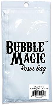 Bubble Magic Rosin 90 Micron Large 7 x 5.5 Bag 10pcs