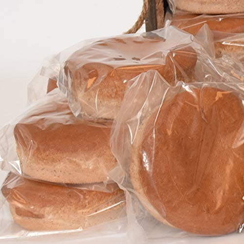 OMG...It's Gluten Free Sandwich Hamburger Buns - 16 Count 4.5' Diameter - Dairy, Soy, and Nut Free