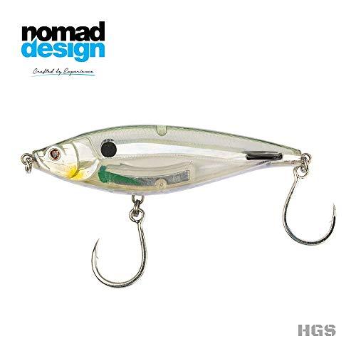 Nomad Design Leurre Flottant en Eau sal/ée 115 mm 25 g Fatso