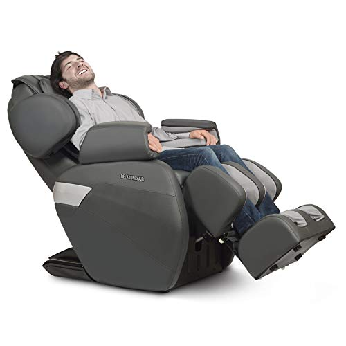 RELAXONCHAIR [MK-II Plus] Full Body Zero Gravity Shiatsu Massage Chair with...