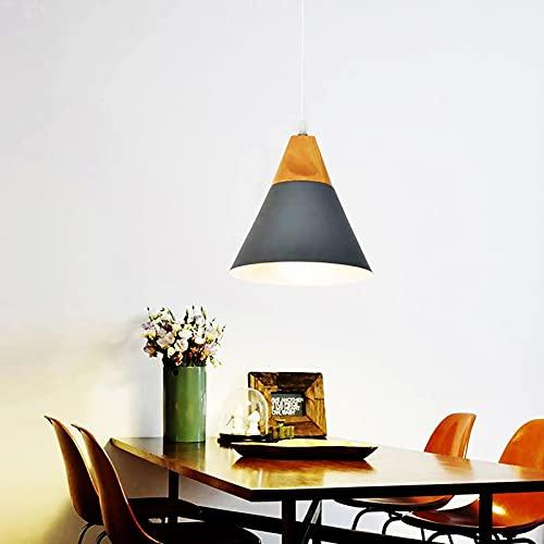 HSJ Moderna LáMpara de Techo Led de Montaje Empotrado, Luces de Garaje Led, LáMpara de Techo de Montaje Semi Empotrado, para el Comedor Sala de Estar Dormitorio Cocina Pasillo