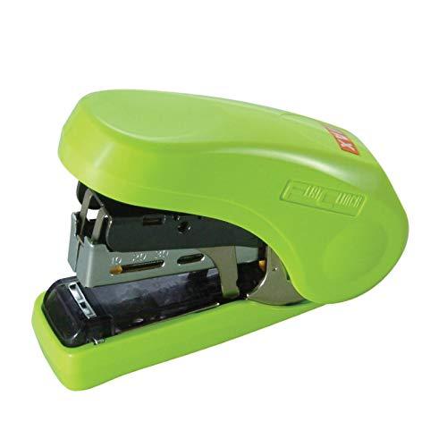 MAX HD-10FLG Flat-Clinch Light Effort Stapler Light Green