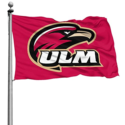 4x6 Flag Ulm Warhawk Indoor/Outdoor Banner Decorative Flag 100% Polyester Flag