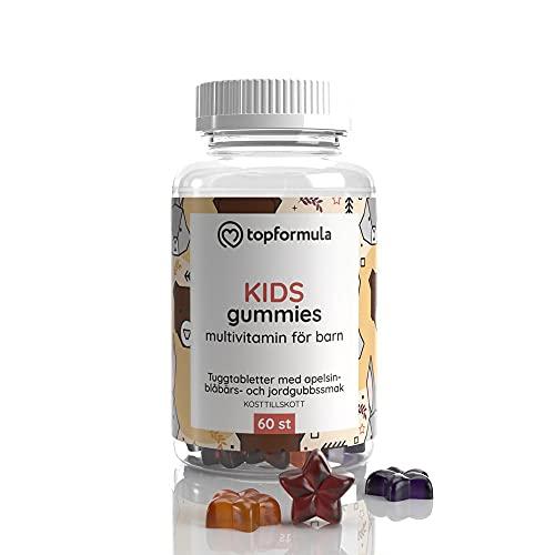 Topformula | Kids gummies - Multivitamin för barn
