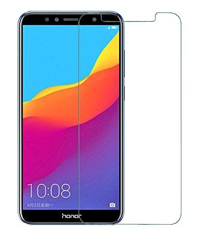 PHONILLICO Verre Trempe Huawei Honor 7A - Film Protection Ecran Verre Trempe Glass Screen Protector Tempered Ultra Resistant Vitre Ecran Protecteur Anti Rayure sans Bulle d'Air Transparent