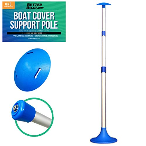 Boat Cover Support Poles 1 PK Support Systems - One Boat Pole