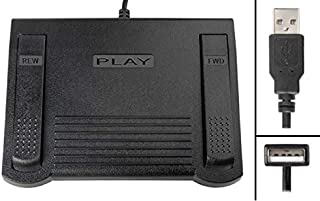 ECS Eclipse FP USB Foot Pedal for use with Eclipse Advantage Software