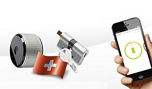 Danalock Smartlock V125/V2 Bluetooth mit KESO Sicherheitszylinder