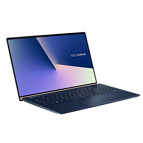ASUS Computer ZenBook 15 UX533FAC (90NB0NM1-M01380) 39,6cm (15,6 Zoll, Full HD, IPS-level, matt) Ultrabook (Intel Core i5-10210U, Intel UHD-Grafik 620, 8GB RAM, 512GB SSD, Windows 10) Royal Blue