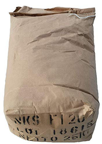 Lordsworld - corindon - 25 Kilogrammes 180 Mesh Pour Sablage corindon - Pour broyage des métaux - ébavurage - Avec recyclage Sablage - Sablage - Cabines Sablage - corindon-180
