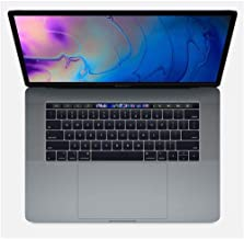 """Apple 15.4"""" MacBook Pro with Touch Bar, 2.6GHz 6-Core Intel Core i7, 32GB RAM, 4TB SSD, Radeon Pro 560X, Space Gray (Mid 2018)"""