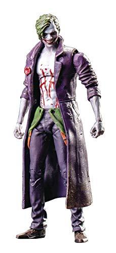 Hiya Toys Injustice 2: Joker 1: 18 Scale Action Figure, Multicolor