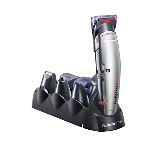 BaByliss MEN E837E Multigroom Trimmer-Set