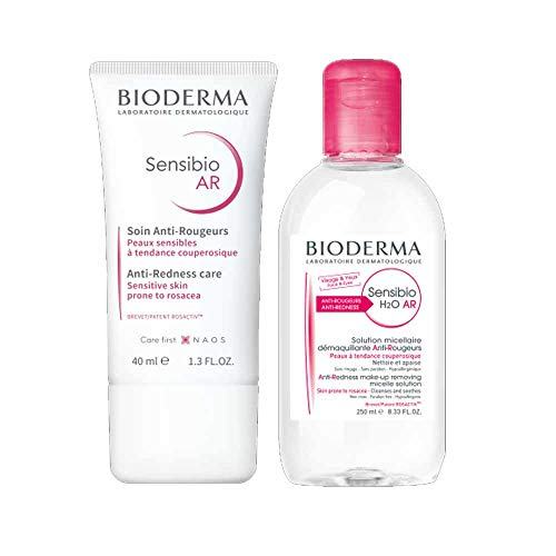 Bioderma Italia Sensibio Pack Ar Bb Crema 40 ml + Desmaquillante H2o 250 ml